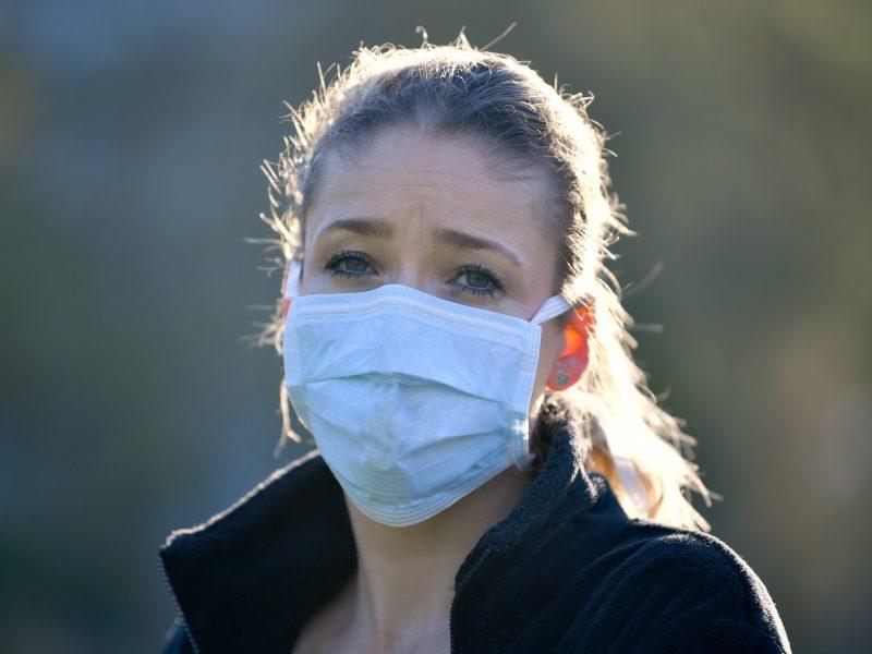 Norima kurti planą kovai su epidemijos psichologinėmis pasekmėmis