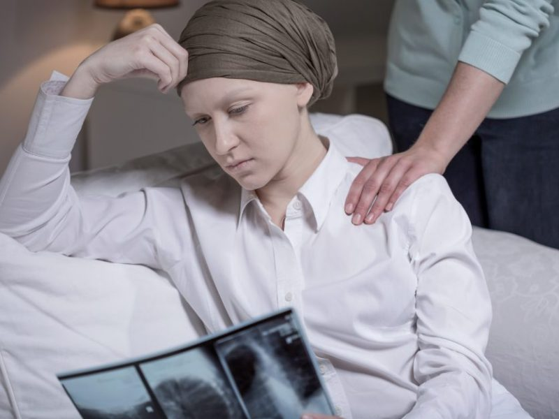Naujausi duomenys apie vėžį gydytojų nenustebino