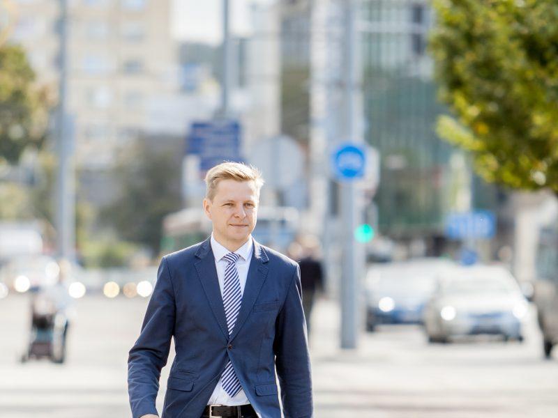 R. Šimašius pateikė 13 pasiūlymų: prašo ne tik mažinti mokesčių naštą savivaldybėms
