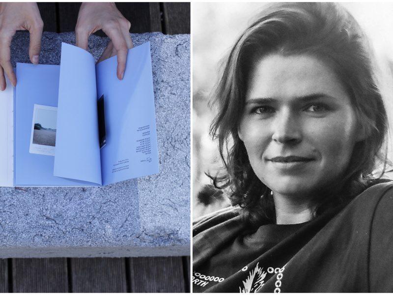Menininkė I. Navickaitė-Drąsutė: gera knyga turi tiesiog lipti rankose