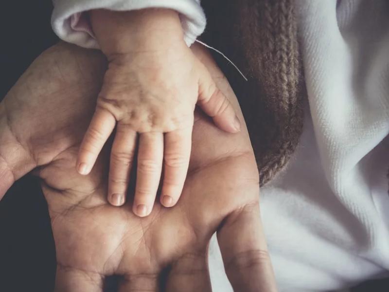 Pirmas toks kūdikis Lietuvoje: kai viltis beveik išblėso, porai padėjo medikai