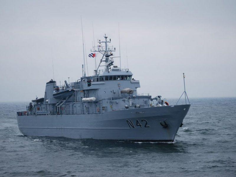 Baltijos jūroje prasideda karinės pratybos