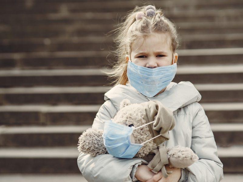 Ministerija: iš šeimų paimamų vaikų tyrimas dėl COVID-19 sukeltų papildomą stresą