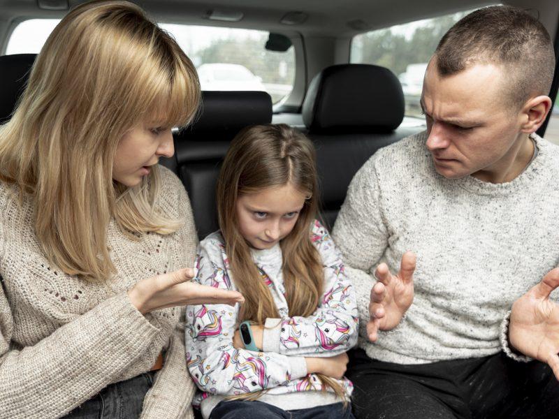 Psichologė – apie vaikus, neklausymą ir susitarimus namuose