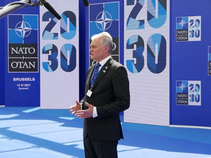 Per NATO susitikimą G. Nausėda įspėjo dėl Rusijos ir Baltarusijos karinės integracijos