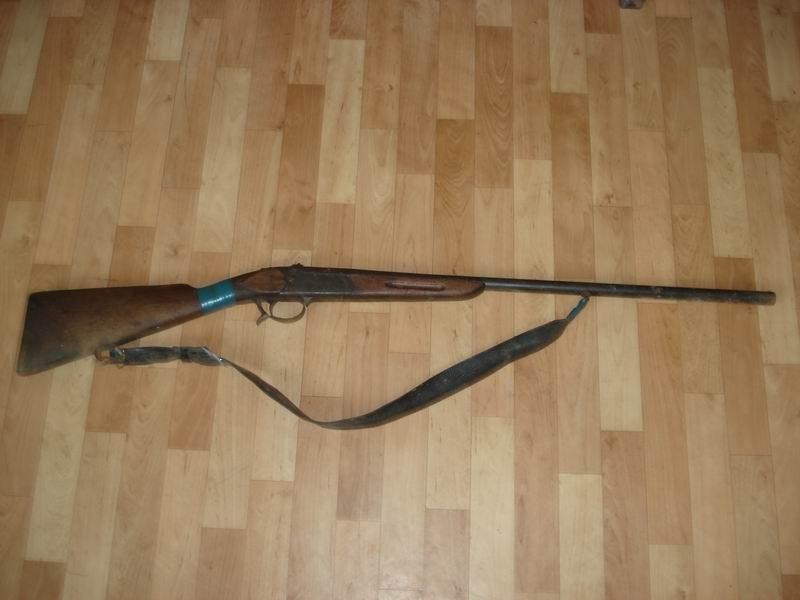 Kėdainių rajone miške rastas graižtvinis šautuvas