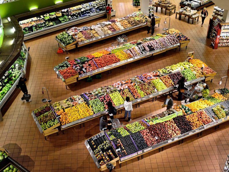 Vyriausybė nepritarė PVM lengvatai maisto produktams
