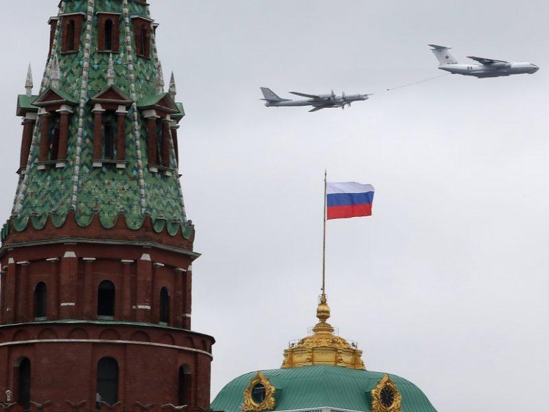 """Rusijos paskelbtame oficialiame """"nedraugiškų valstybių"""" sąraše – tik dvi šalys"""
