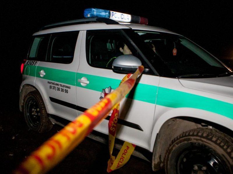Kaišiadoryse rastas mirusio vyro kūnas su smurtinėmis žaizdomis galvoje