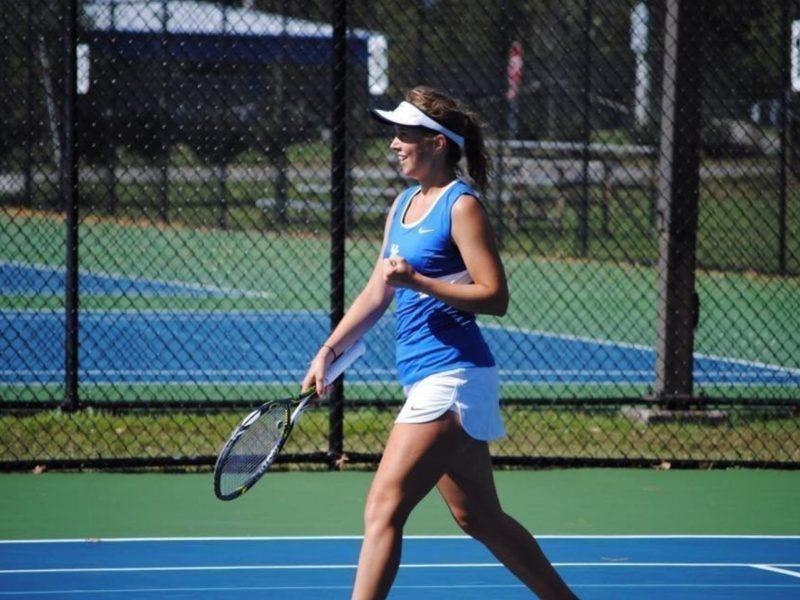 Tenisininkė J. Mikulskytė Egipte pateko į ketvirtfinalį