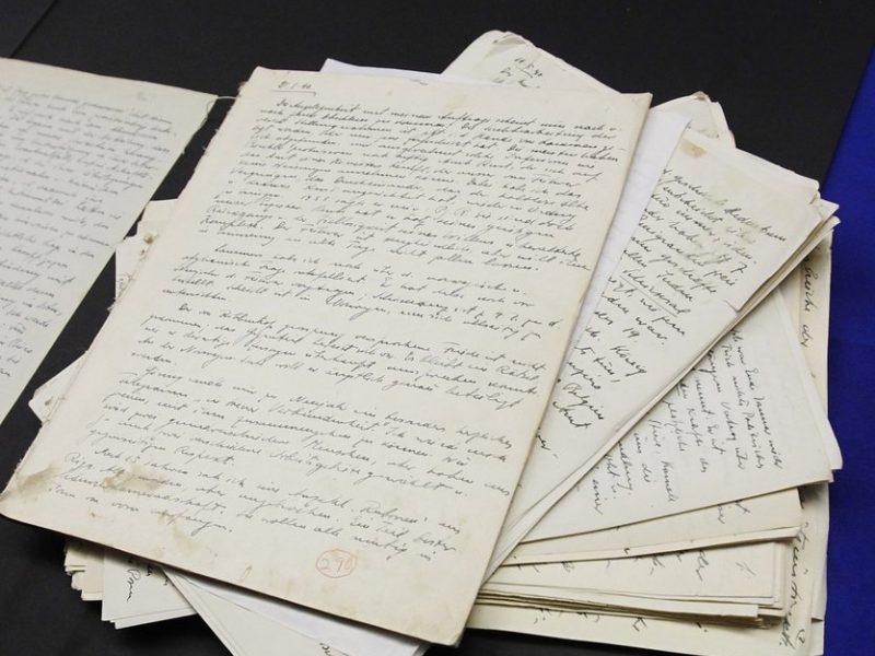 Įslaptinti Estijos pajėgų dokumentai daug metų buvo laisvai prieinami