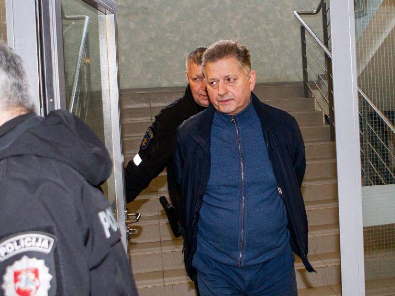 G. Nausėda atleido teisėjų korupcijos byloje įtariamą V. Bavėjaną