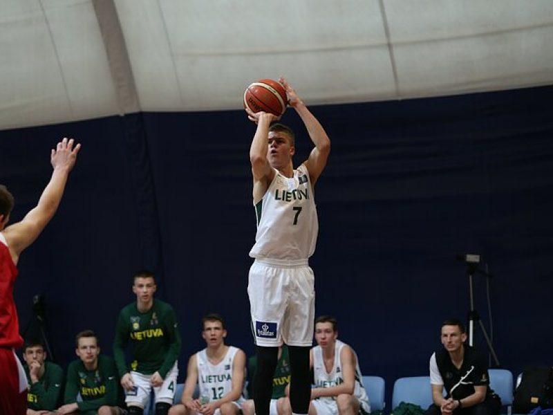 15-mečiai Lietuvos krepšininkai pergale baigė turnyrą Rusijoje