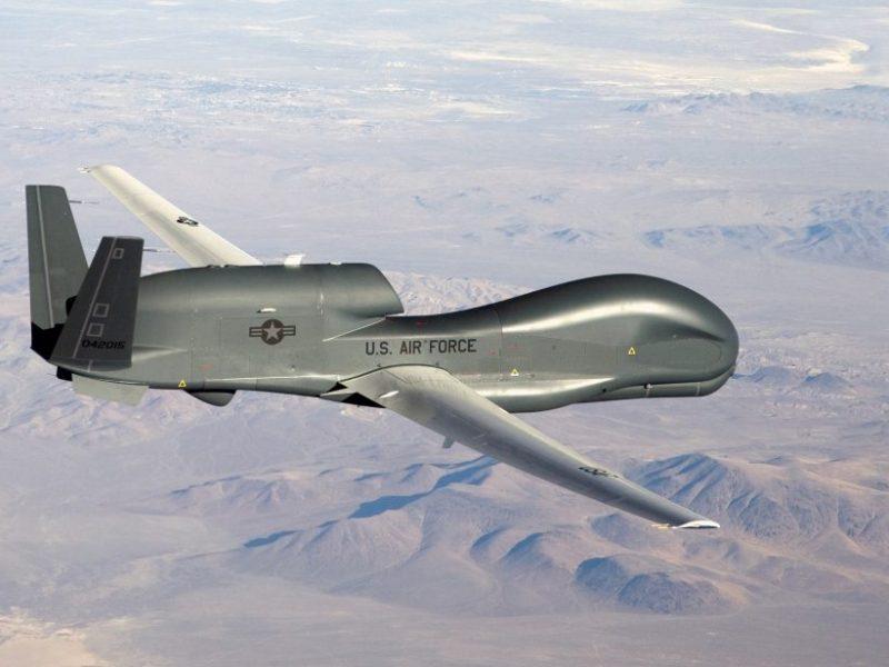 Maskva: numuštas JAV dronas buvo Irano oro erdvėje