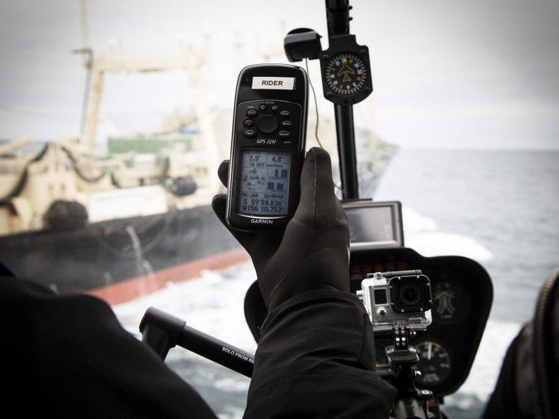 Norvegija pasipiktinusi: Rusija vėl slopina GPS signalus