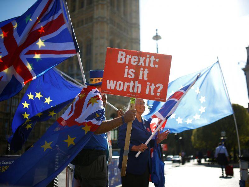 """27 ES narių vadovai prieš viršūnių susitikimą aptars """"Brexit"""""""