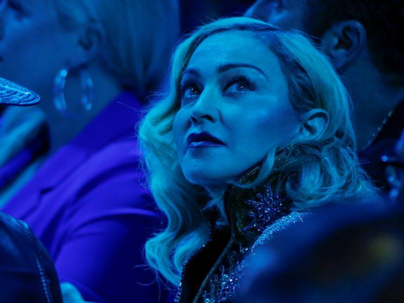 """Madonna patvirtino pasirodysianti Tel Avivo """"Eurovizijoje"""""""