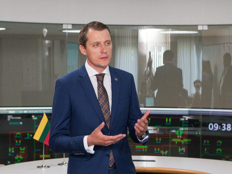 Ž. Vaičiūnas: Lietuva nori greičiau įstoti į Tarptautinę energetikos agentūrą