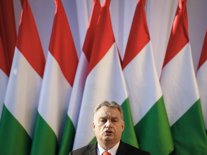 Smūgis V. Orbanui: Vengrijos opozicija laimėjo Budapešto mero rinkimus