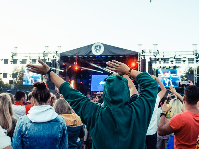 Organizatoriai įspėja: nusipirkę bilietą, galite ir nepatekti į festivalį