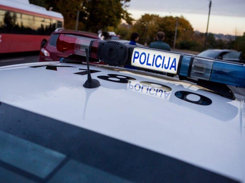 Šiauliuose negyvas vyras rastas viešojo transporto stotelėje