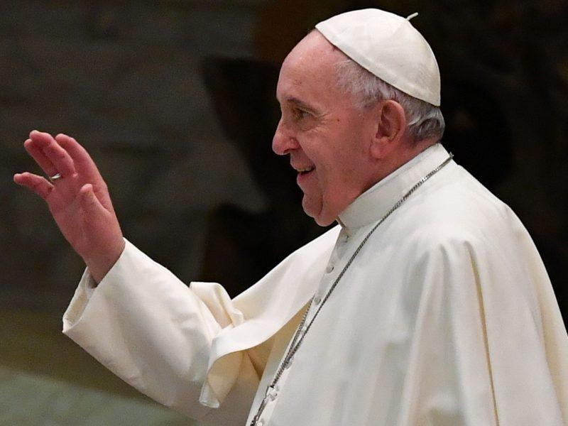 Popiežius Pranciškus lankysis Rumunijoje