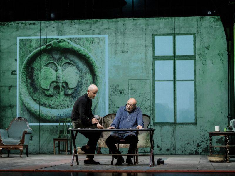 """Festivalyje """"TheATRIUM"""" bus rodomas K. Lupos spektaklis """"Austerlicas"""""""