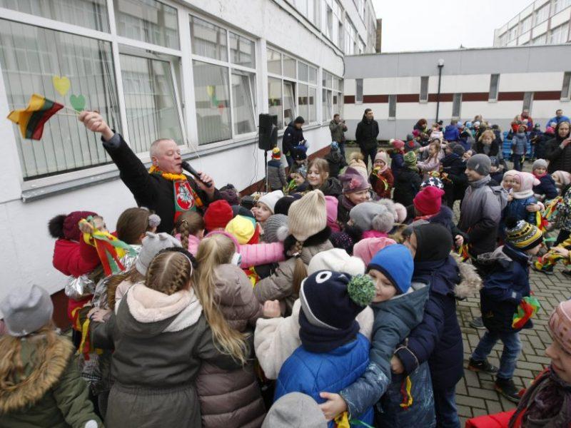 Į Klaipėdos mokyklas – be testų