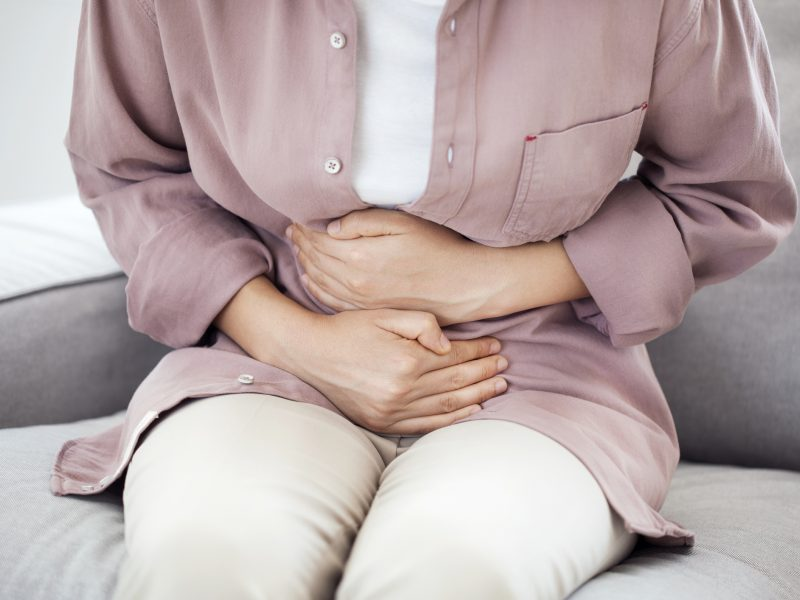 Pilvo pūtimas: šį nemalonų jausmą vis dažniau paskatina ir stresas