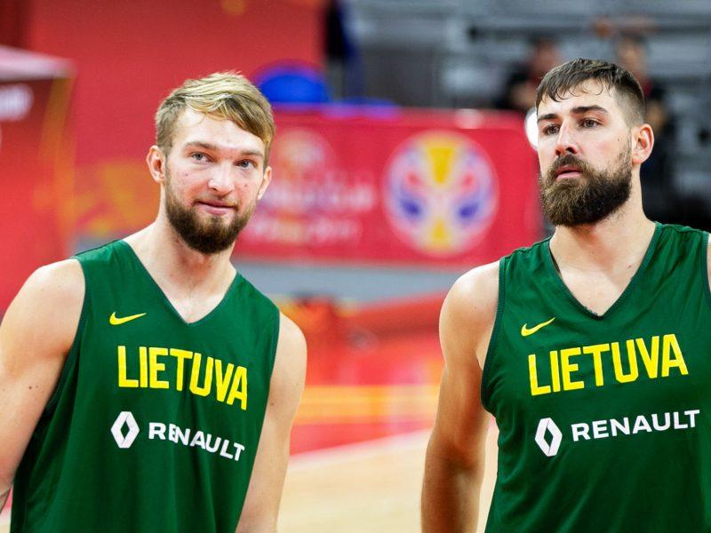 D. Sabonis ir J. Valančiūnas nepadės Lietuvos rinktinei Europos čempionato atrankoje
