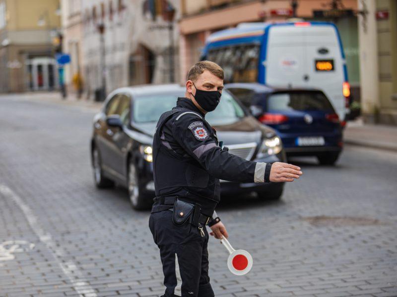 Savaitė Klaipėdos keliuose: įkliuvo net dvylika neblaivių vairuotojų