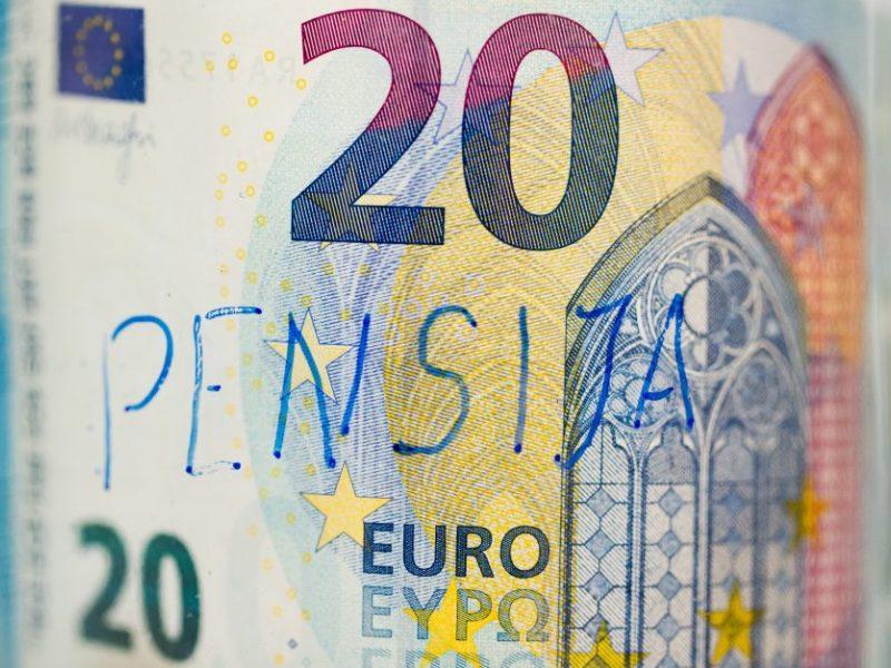 """""""Sodra"""" gyventojų pensijų kaupimo sąskaitas papildė 33 mln. eurų"""