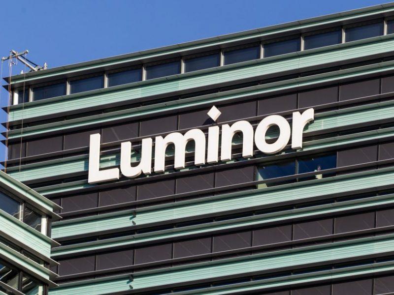 """Europos Komisija leido """"Blackstone Group"""" įsigyti """"Luminor Bank"""""""