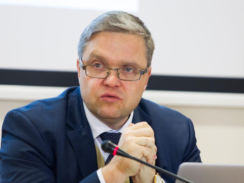 V. Vasiliauskas: mūsų tikslas – būti vartais Kinijai į ES