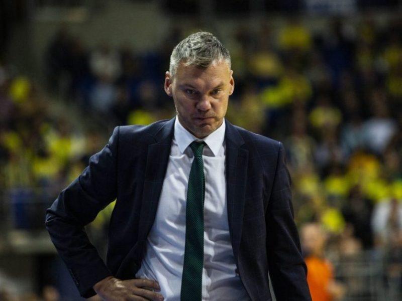 Š. Jasikevičiaus era Kaune baigta: karjerą tęs Barselonoje