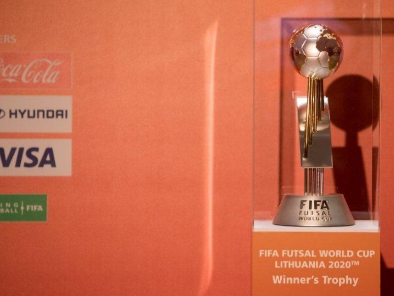 Iki FIBA pasaulio salės futbolo čempionato Lietuvoje liko 250 dienų: situacija atrankoje