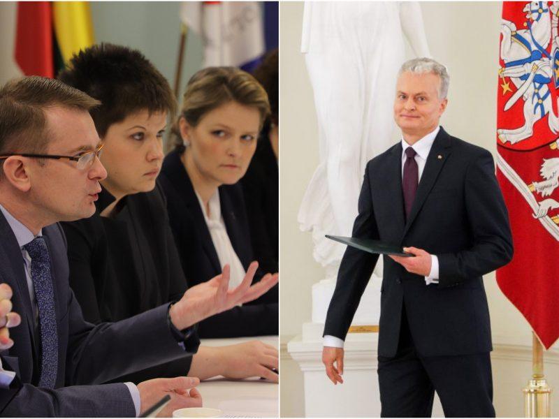 Valstybės kontrolė palaiko prezidento iniciatyvą dėl viešųjų pirkimų