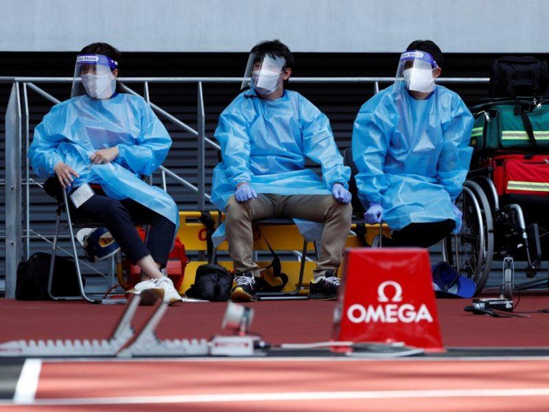 Artėjant Olimpiadai Japonijoje atšaukiama dėl COVID-19 įvesta nepaprastoji padėtis