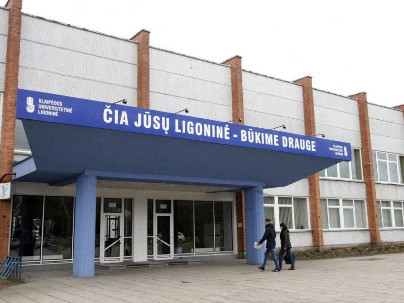 Rėmėjams – Klaipėdos universitetinės ligoninės padėka