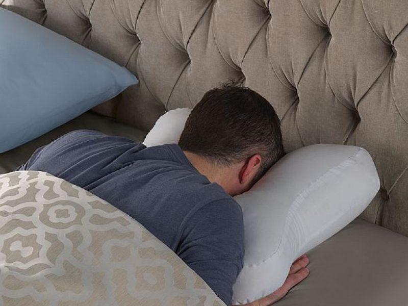 Nemiegokite ant pilvo