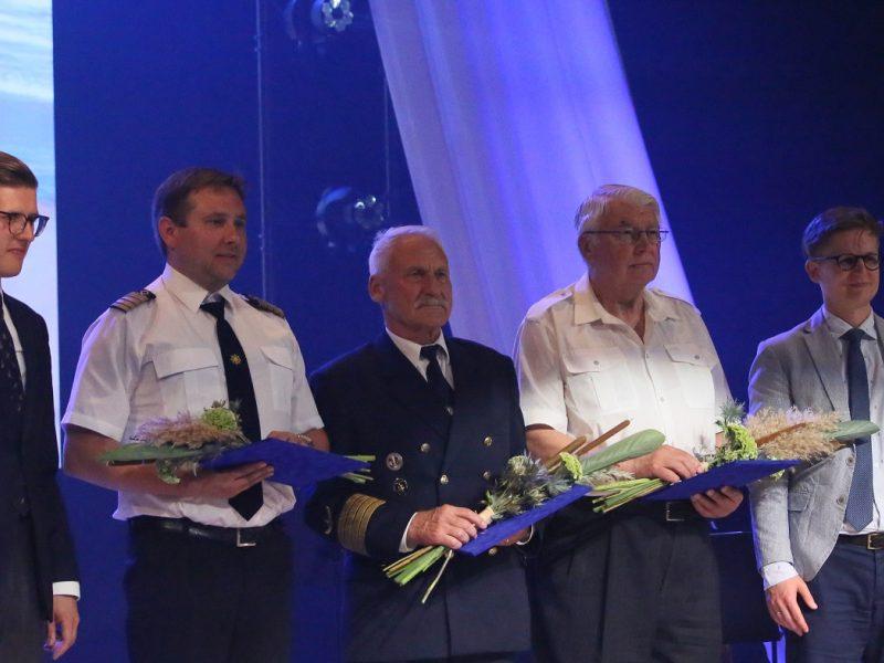 Didžiavimasis jūrine valstybe Klaipėdoje