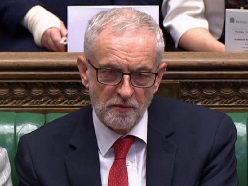 Jungtinės Karalystės leiboristai palaikys pasilikimą ES ir antrą referendumą
