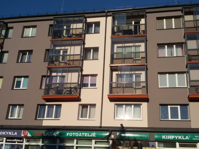Renovacijos įgyvendinimo lyderis sparčiai didina gyventojų būsto vertę