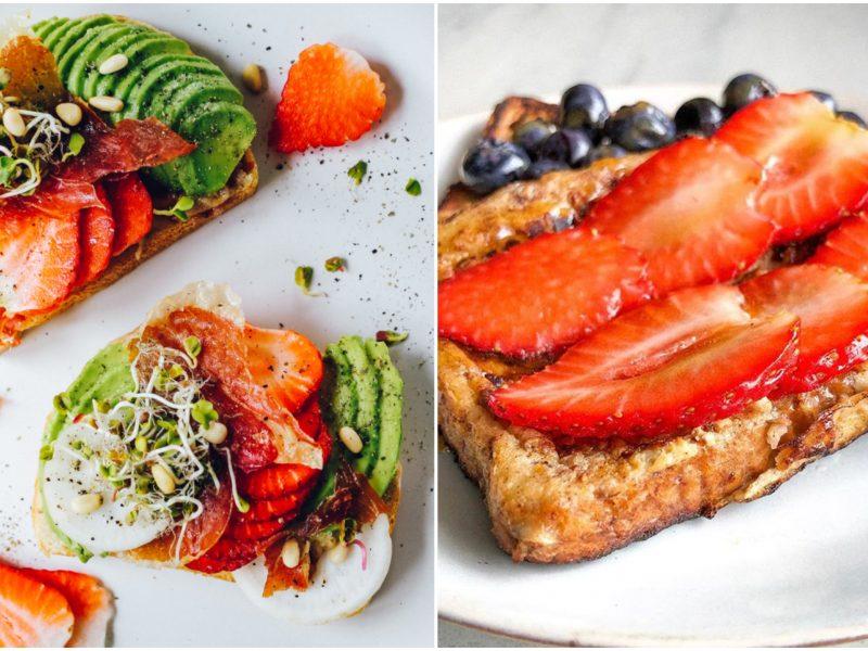 Gurmaniški sumuštiniai pavasariui: receptai, kurie patiks išrankiausiems