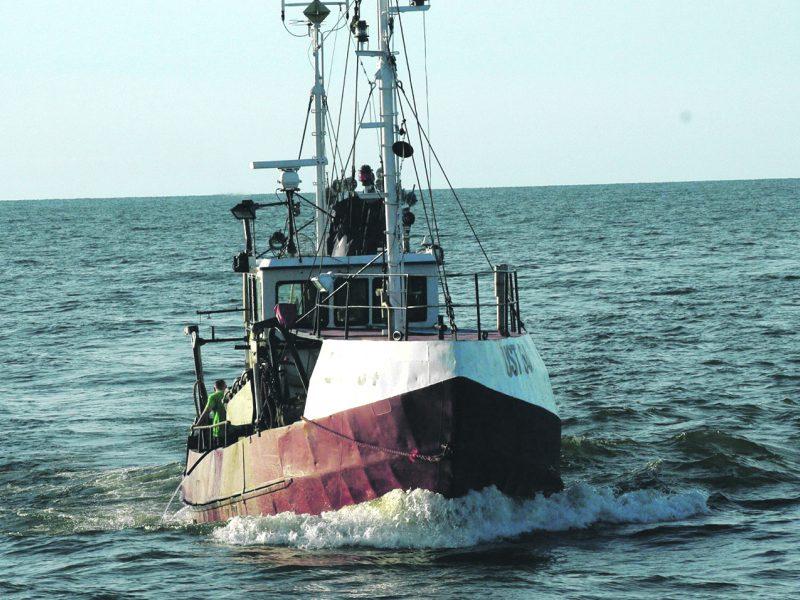 Žvejybos gelbėtojai Baltijoje nežada nurimti