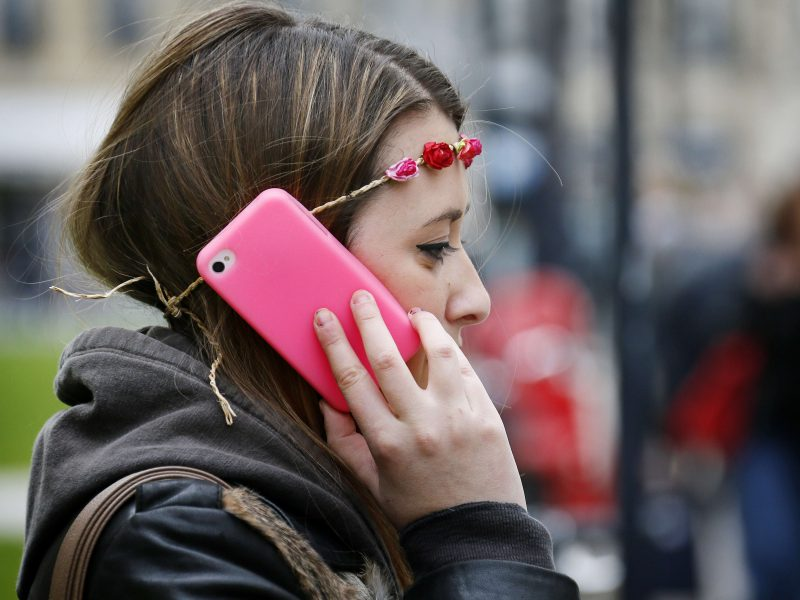 Psichologijos paslaptys: ką atspindi mūsų telefono spalva