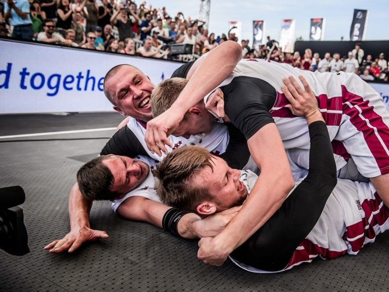 Į Raudondvaryje vyksiantį prestižinį 3x3 turnyrą atvyksta pasaulio vicečempionai