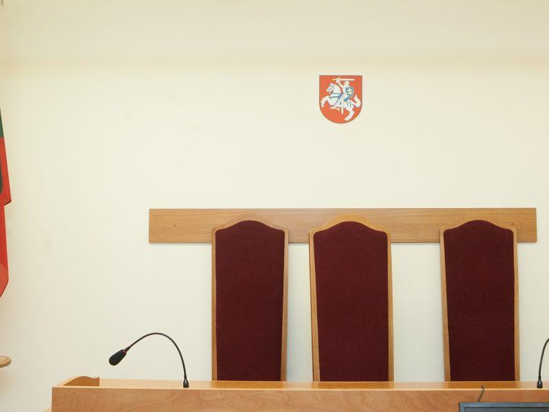 Prieš teismą dėl pinigų pasisavinimo stos buvęs Šiaulių krepšinio klubo direktorius