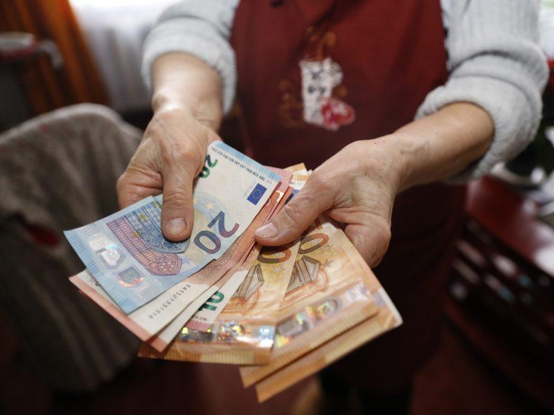 Didinamos šalpos senatvės pensijos: ką reikia žinoti?