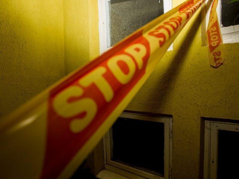 Šiauliuose rastas vyro kūnas su sumušimais: įtariamasis sulaikytas